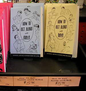 How to Get Along with Girls and Boys | by Archie McPhee Seattle