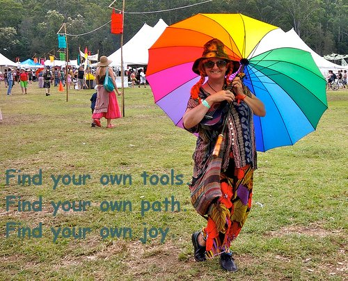 Passion Quilt Meme. Find your own path   by sirexkat