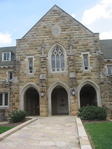 duPont Library, Sewanee: University of the South | by cmcgough