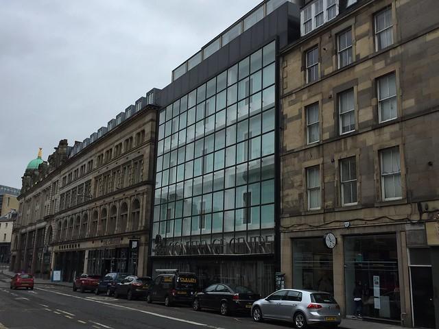 Former St Cuthbert's Co-operative Society/Scotmid department store, Bread Street, Edinburgh