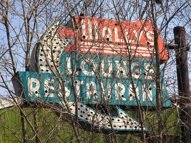 Wally's Lounge & Restaurant , Antioch, IL.