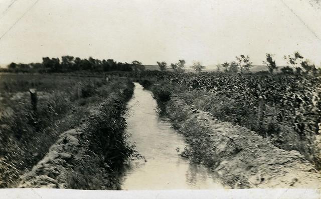 [KANSAS-E-0001] Cottonwood Falls Irrigation Ditch