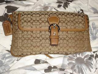 My NEWEST Coach purse | by Shoshanah