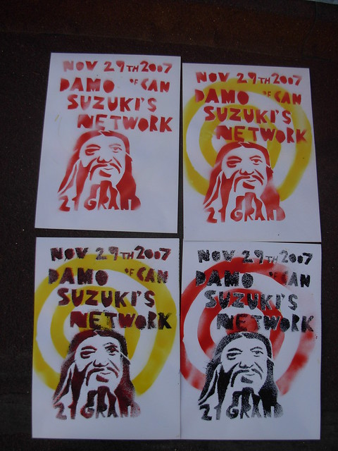 damo posters