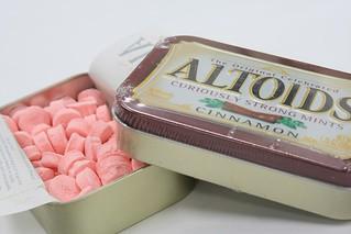 Altoids - cinnamon   by iandeth