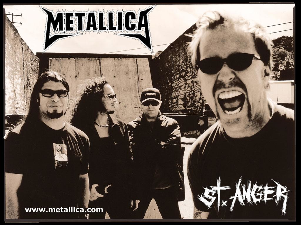 Metallica St. Anger | yay metallica rules | psychoFlippy | Flickr