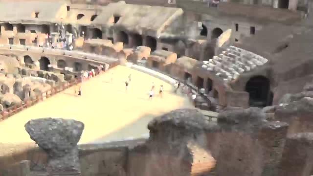 Coliseo, Roma, Italia/Coliseum, Rome, Italy - www.meEncantaViajar.com