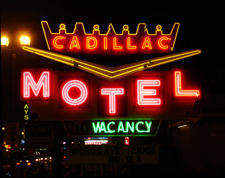 Cadillac Motel | by Rob Elliott