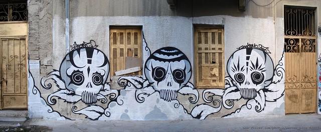 The Graffiti Walk