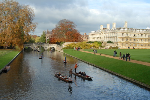 Cambridge Punting | by yudis_asnar