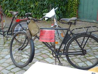 Historic Bike: MilitärRad, 1939