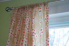curtain crafting | by SouleMama