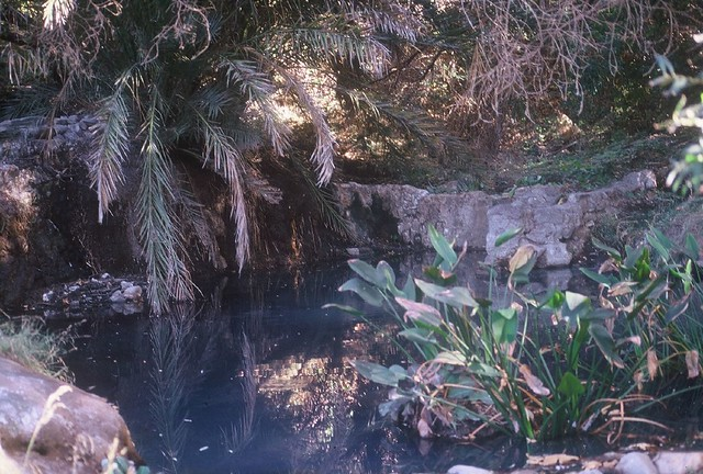 Gaviota Hot Spring, Santa Barbara, California