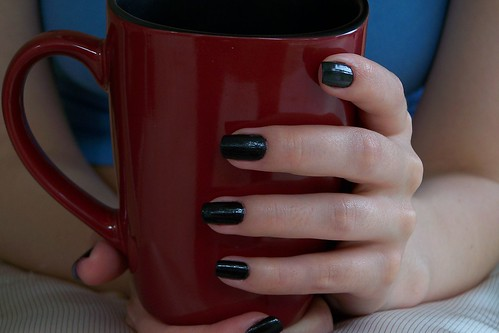 Black Nails Red Cup | by D.A.K.Photography