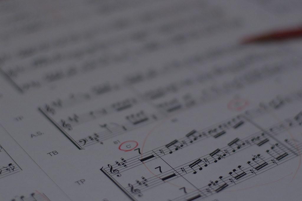 譜面/Score