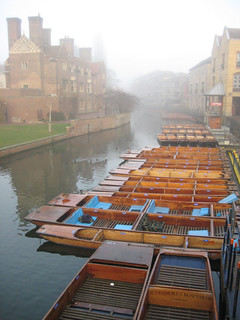 punts on the river | by trrpngirl