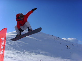 Snowboarder   by Sicran