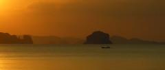 Tub Kaek Beach near Krabi, Thailand