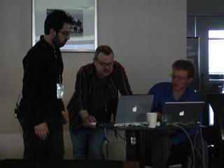 Jason, Jeffrey and Eric.