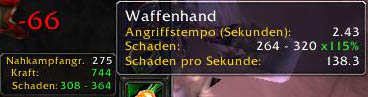 WOW! DPS!