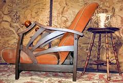 Sunburst: My favourite armchair.