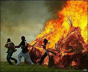 Darfur Protestors