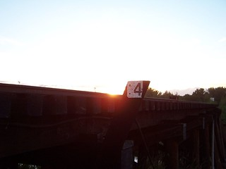 Sunset Over the Trestle | by Daveography.ca