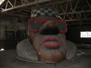 Head from Humpty Dance Video