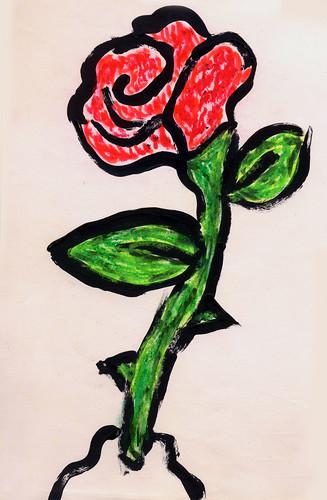 Rose, 1986