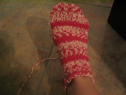 24 hour sock