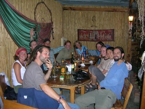 The Casa Rosario Crew