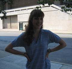 Katie at SAB