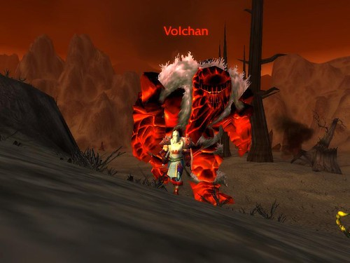 Volchan's Besuch