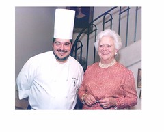 Chef_Neal_and_Barbara_Bush