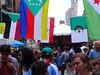 Arab-American Cultural Street Festival, Bond St. NYC