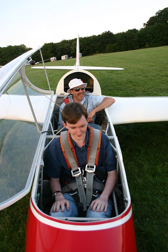 Me in the Glider - 1