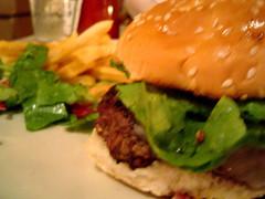 blurry burger
