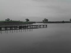 福島潟は静かなり