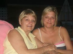 Mom and Kim