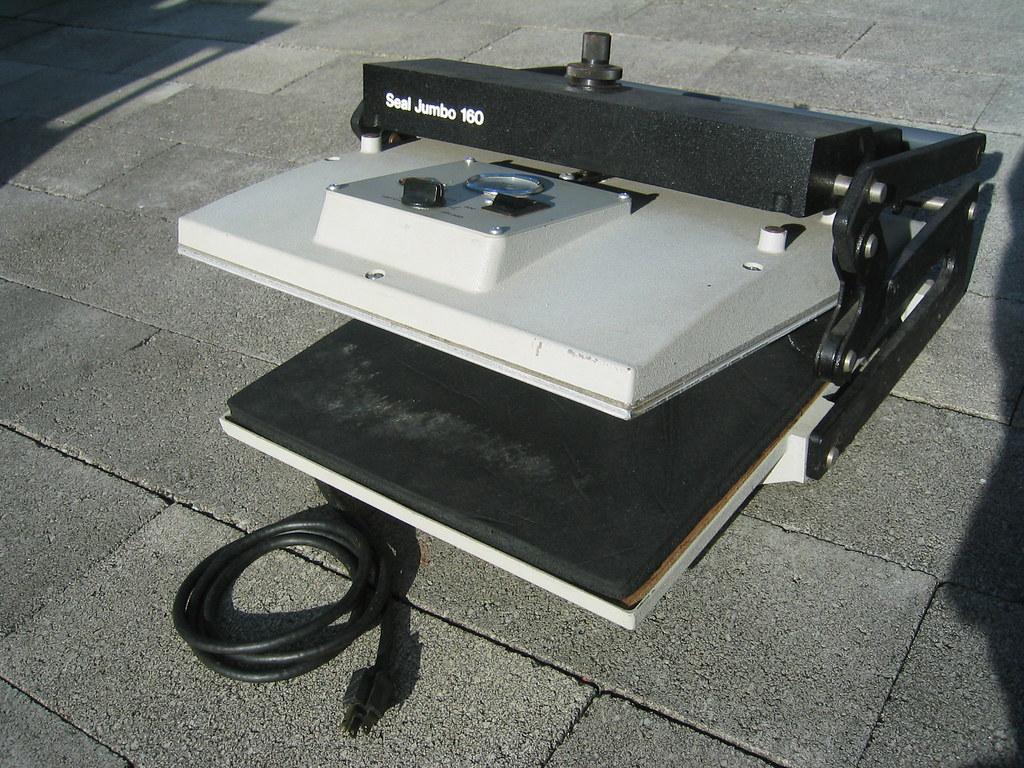 heat printing machine