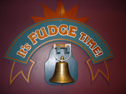 Fudge Time