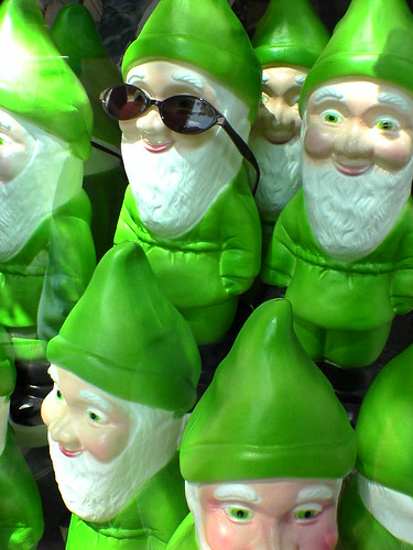 Gnomes   by sarae