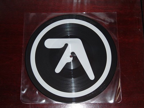 AFX - Analord 10 picture disc