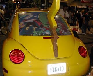 Picachu Bug