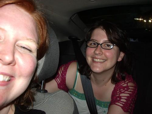 linda and kari. selfphoto 071505