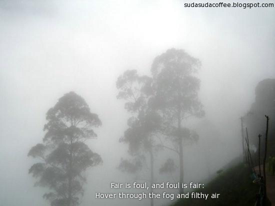 Fair Fould Fog