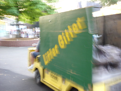 Litter Gitter