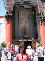 Grauman's Chinese Theater - Anna Close