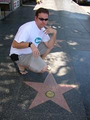 Hollywood Sidewalk Stars - Liberace