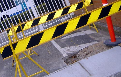 DSC03075 - barrier   by RaeAllen